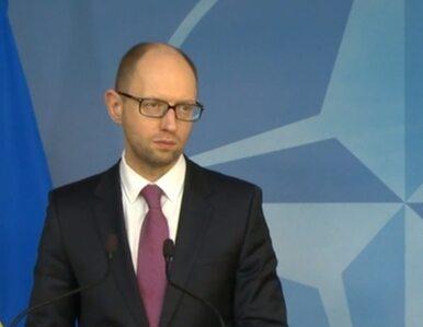 Premier Ukrainy odpowiada Rosji: Nie zamierzamy rozmawiać z rosyjskimi...