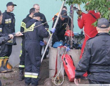 Zginęli w studni przez brak tlenu? Trzech mężczyzn utonęło