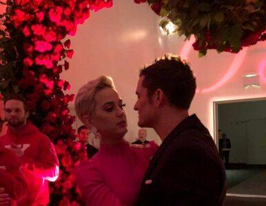 Katy Perry i Orlando Bloom zaręczyli się w walentynki. Informację...