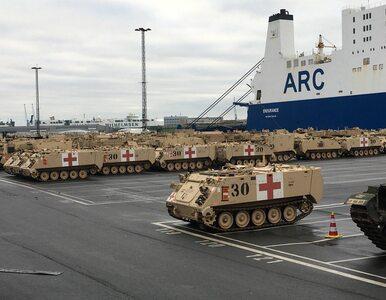 Rosjanie obawiają się amerykańskich wojsk w Polsce. Tak opisują operację...