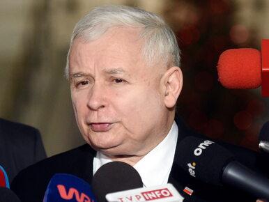 Kaczyński: Powitałbym z zadowoleniem przekształcenie Europy w atomowe...