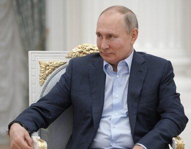 """Władimir Putin przyjął na Kremlu tajemniczego gościa z Europy. """"To..."""