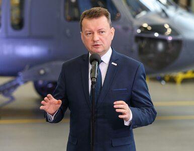 Mariusz Błaszczak zapowiada stworzenie Wojsk Obrony Cyberprzestrzeni