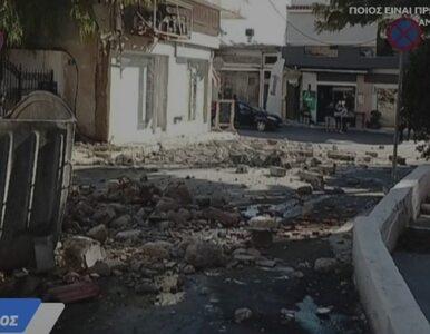 Grecja. Trzęsienie ziemi na Krecie