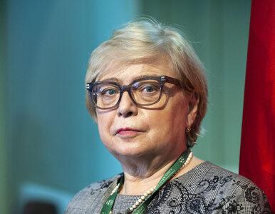 Małgorzata Gersdorf zakażona koronawirusem. Leczy się kontrowersyjną...