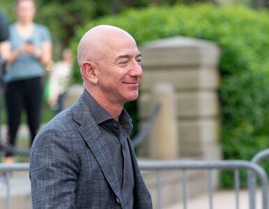 Najbogatszy człowiek świata jeszcze nigdy nie był tak bogaty. Jeff Bezos...