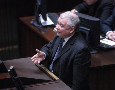 """Kaczyński: spotkam się z Komorowskim, jeśli podpisze """"deklarację łódzką"""""""