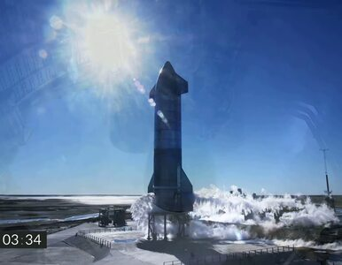 Przełomowy test Starshipa. Elon Musk: Marsie, nadchodzimy!
