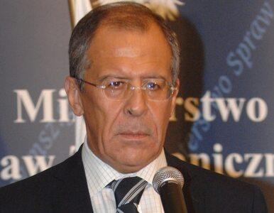 Ławrow: jeśli Iran będzie współpracował, sankcje będą łagodne
