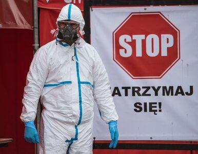 15 698 nowych przypadków koronawirusa w Polsce. Ministerstwo podało...