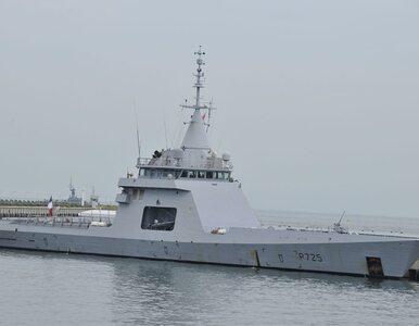 Wiadomo gdzie trafią francuskie okręty wojenne