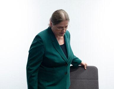 Spór między Krystyną Pawłowicz a dziennikarzem. W tle decyzja TK