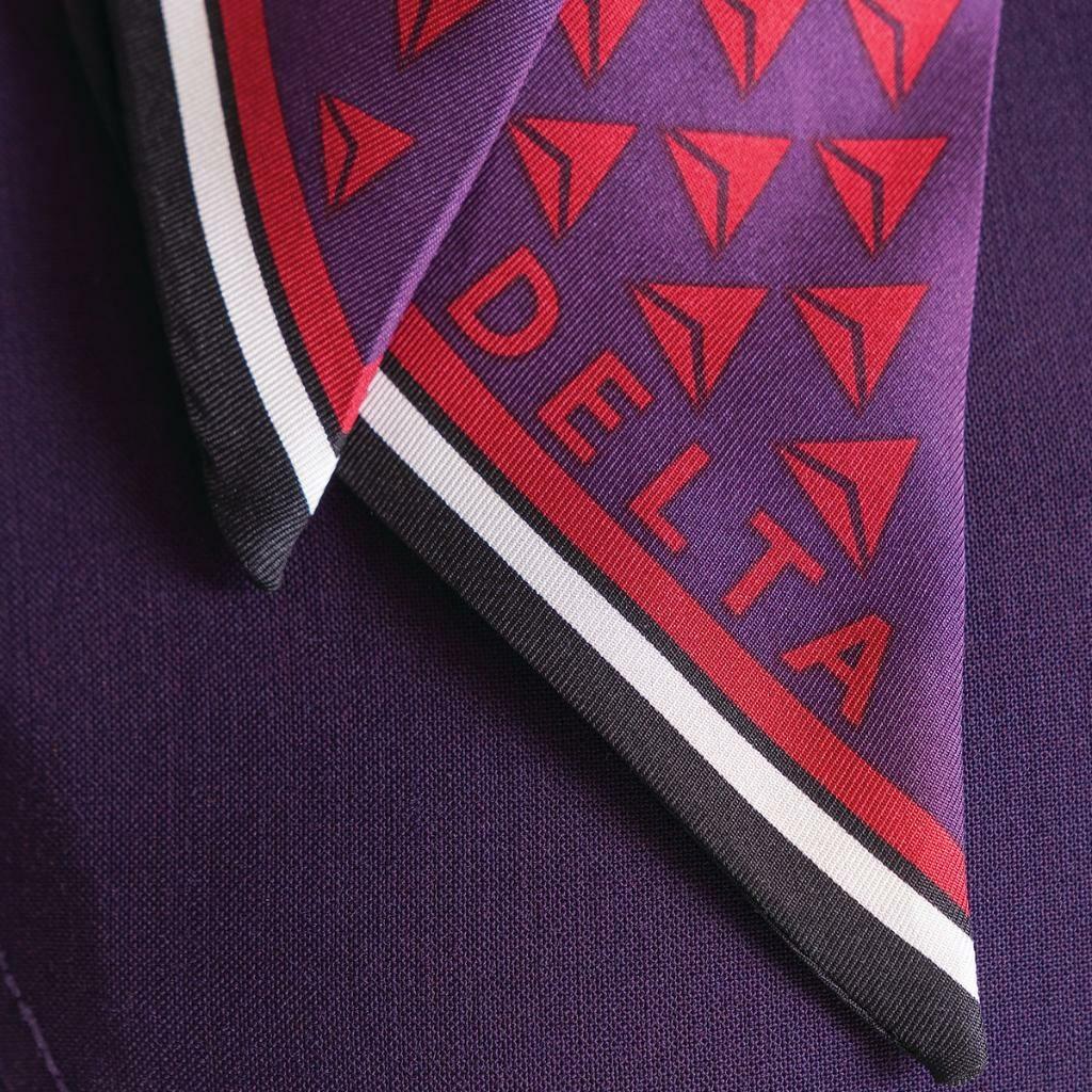 Element ubioru pracowników Delta Air Lines