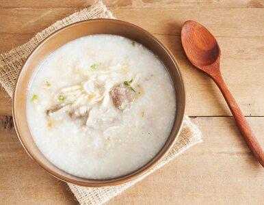 Kleik ryżowy najlepszy na zatrucia pokarmowe. Przepis na kleik