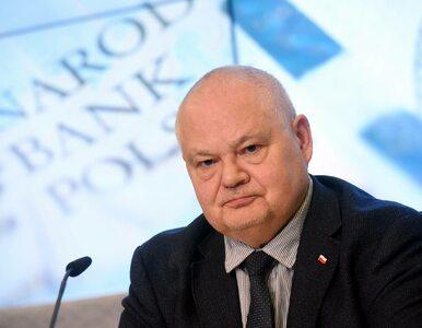 """Prezes NBP zapowiada niższą inflację od 2022 roku. """"Wzrost gospodarczy w..."""