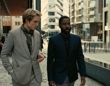 """Film """"Tenet"""" Christophera Nolana od dziś do obejrzenia w internecie...."""