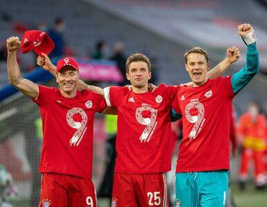 Robert Lewandowski z hat-trickiem. Rekord Muellera coraz bliżej. Bayern...
