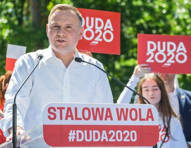 Pod adresem andrzejduda2020.pl znajdziemy zaskakującą treść. Trwa walka...