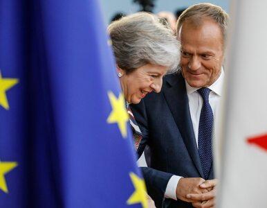 """To już oficjalne. Tusk proponuje """"elastyczne"""" opóźnienie brexitu o rok"""