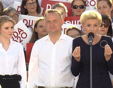 Agata Duda apeluje do Trzaskowskich: Z szacunkiem przyjmijmy wybór...