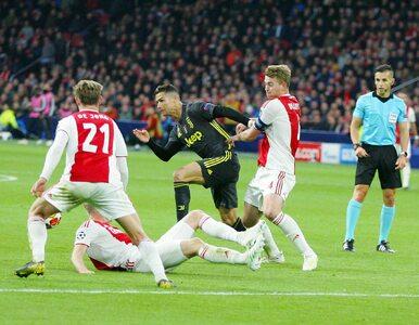Juventus vs Ajax. Dzieciaki z Amsterdamu wyślą Ronaldo na emeryturę?