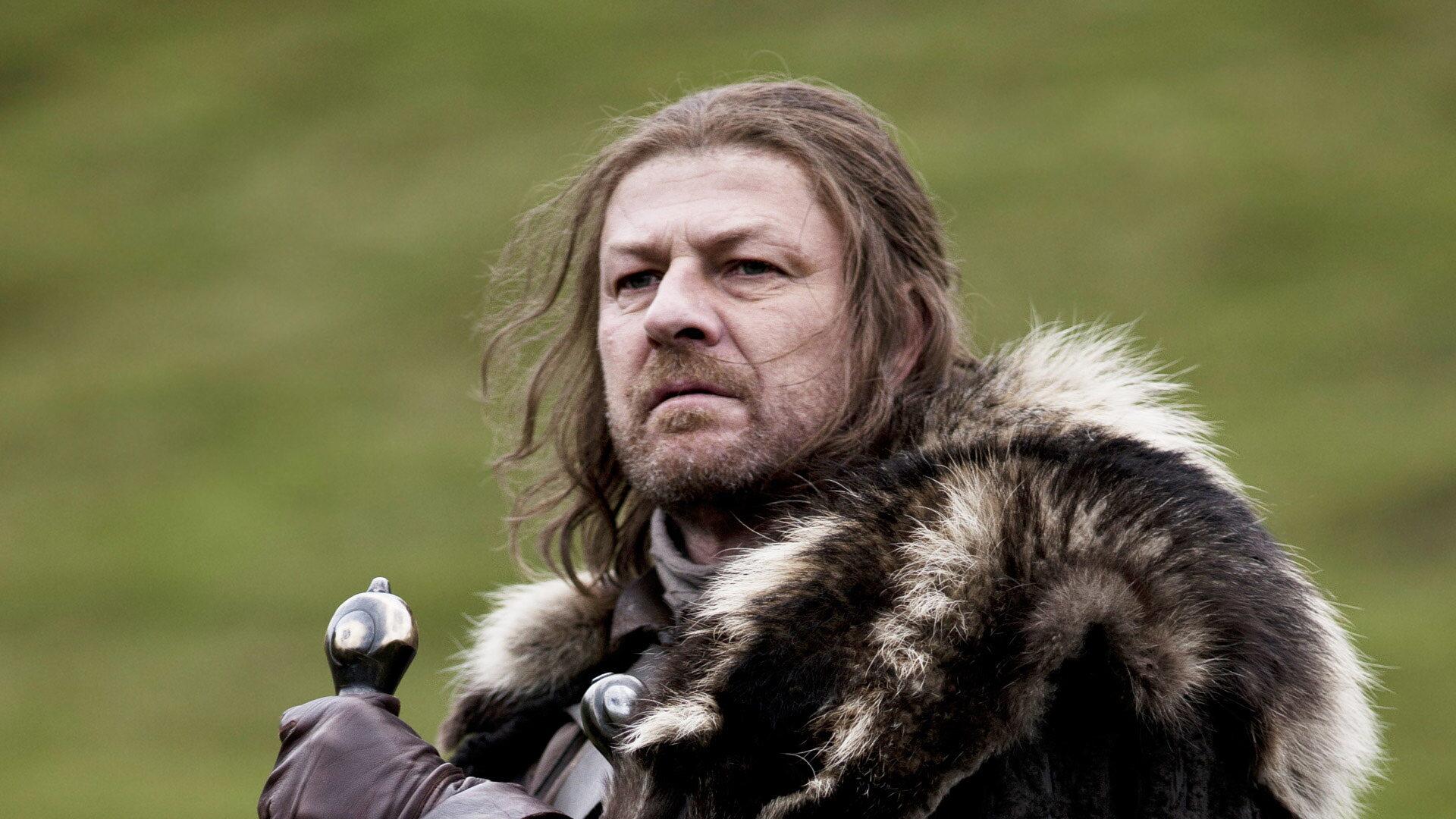 Jak nazywał się miecz Neda Starka?