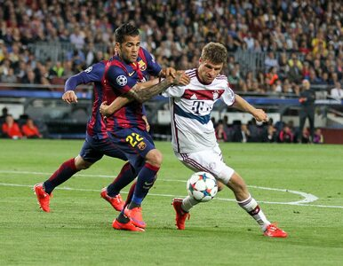 NA ŻYWO: Bayern Monachium - FC Barcelona