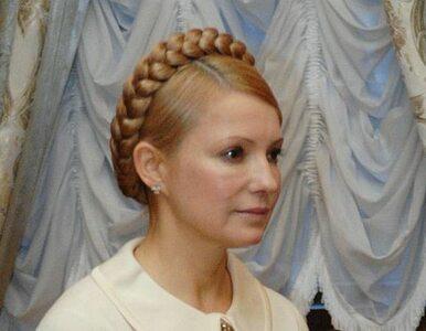 Ukraina: parlament zdecydował. Tymoszenko zostaje w więzieniu