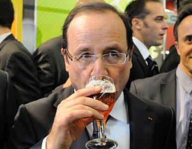 Hollande zaciska pasa. Wydaje mniej od Sarkozy'ego