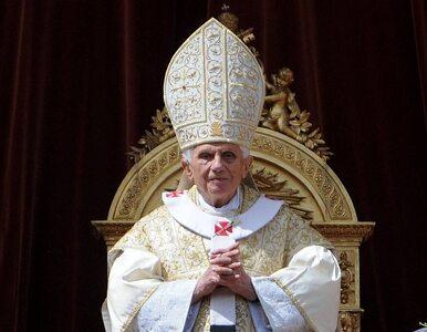Benedykt XVI zdecydował: ekskomunika i szybsze konklawe