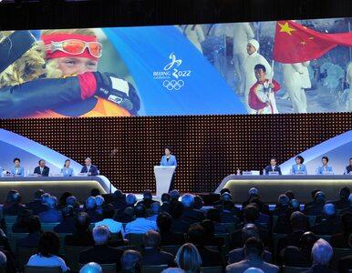 USA rozważają bojkot Zimowych Igrzysk Olimpijskich 2022