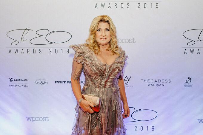Beata Kozidrak naGali ShEO Awards
