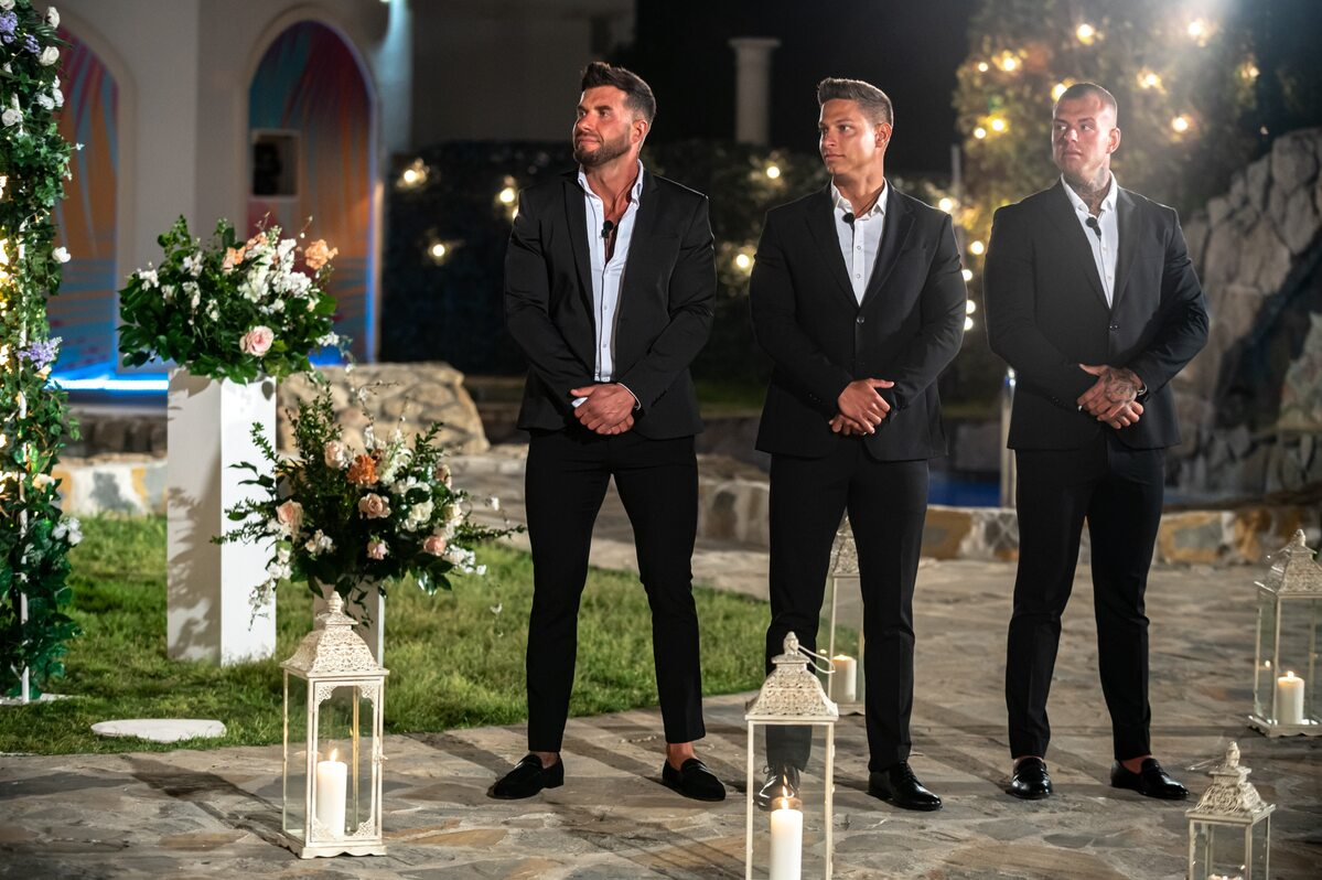 """Piotr, Mateusz i Czarek – finaliści """"Love Island. Wyspa miłości"""""""