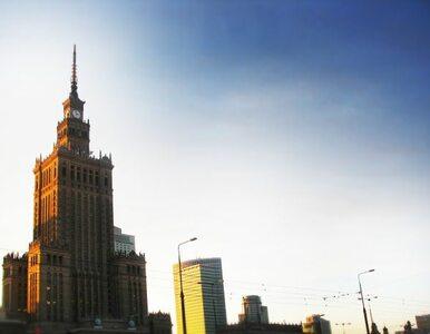 Warszawa: Na rondzie wykoleił się tramwaj