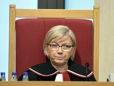 Przyłębska: Prawdopodobny jest audyt w TK. Trybunał musi odejść od polityki