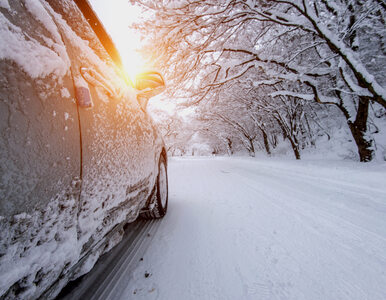 Środa z opadami śniegu w większości kraju. Chwilami pojawią się...