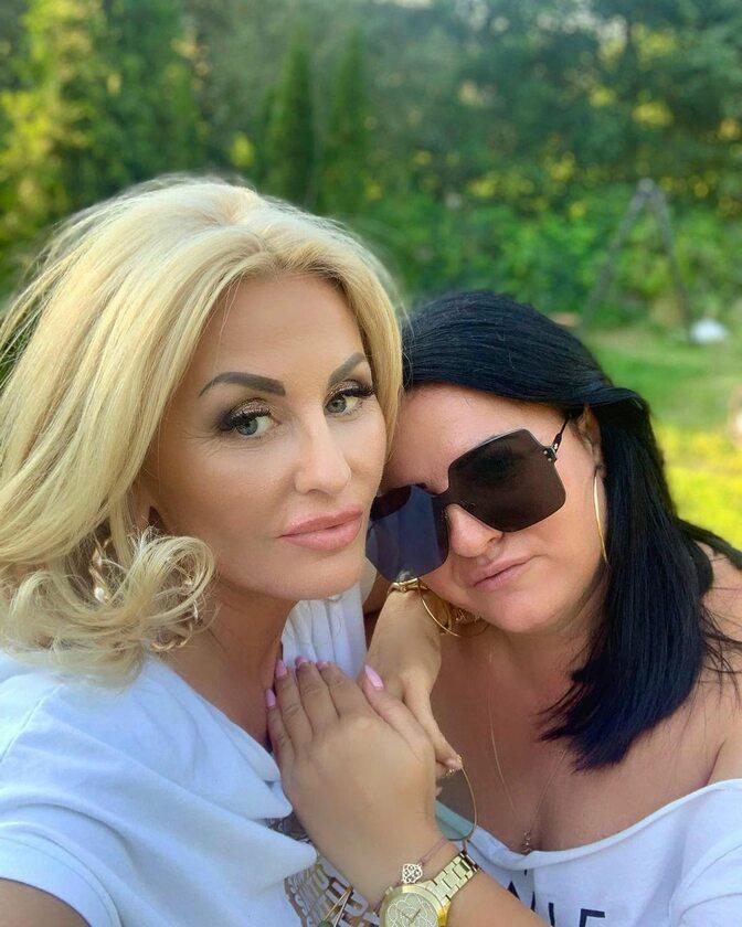 Dagmara Kaźmierska i Edzia