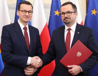 """Marcin Horała pełnomocnikiem rządu ds. CPK. """"Będę buldożerkiem politycznym"""""""