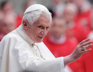 Benedykt XVI: Ludzie chcą uciszyć mój głos