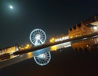 Niebieski Księżyc nad Polską. Internauci pokazali zdjęcia