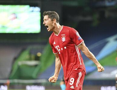 Lewandowski może przejść do historii. Finału LM Bayern - PSG po prostu...