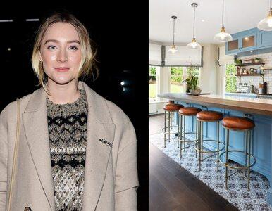 Saoirse Ronan sprzedaje swój dom za 1,5 mln dolarów. Mamy zdjęcia wnętrz