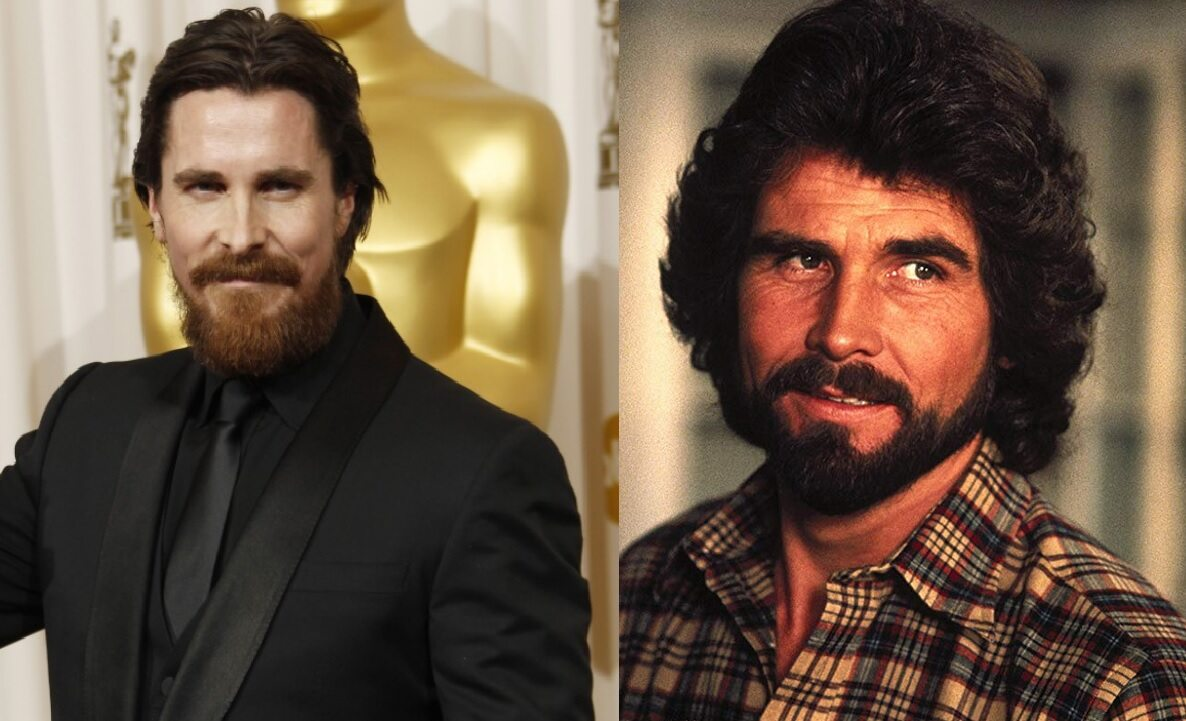 5. Christian Bale i James Brolin