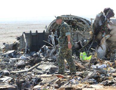 Katastrofa nad Synajem. 15-latka siedziała na bombie?