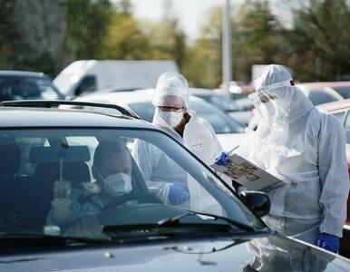 Ukraina. Rekordowy przyrost zakażeń koronawirusem. To już trzeci taki...