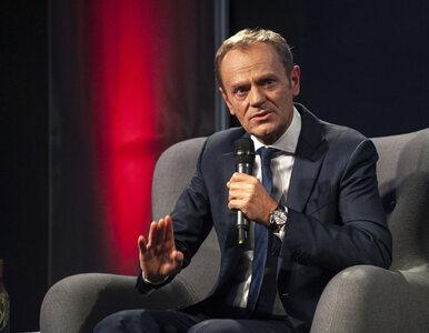 Terlikowski: Tusk nie ma szans na uzdrowienie PO
