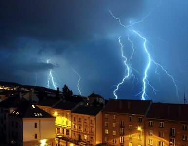 Wracają burze z gradem. IMGW ostrzega mieszkańców trzech województw