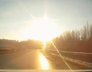 Wiadomo skąd pochodził meteor, który eksplodował nad Czelabińskiem