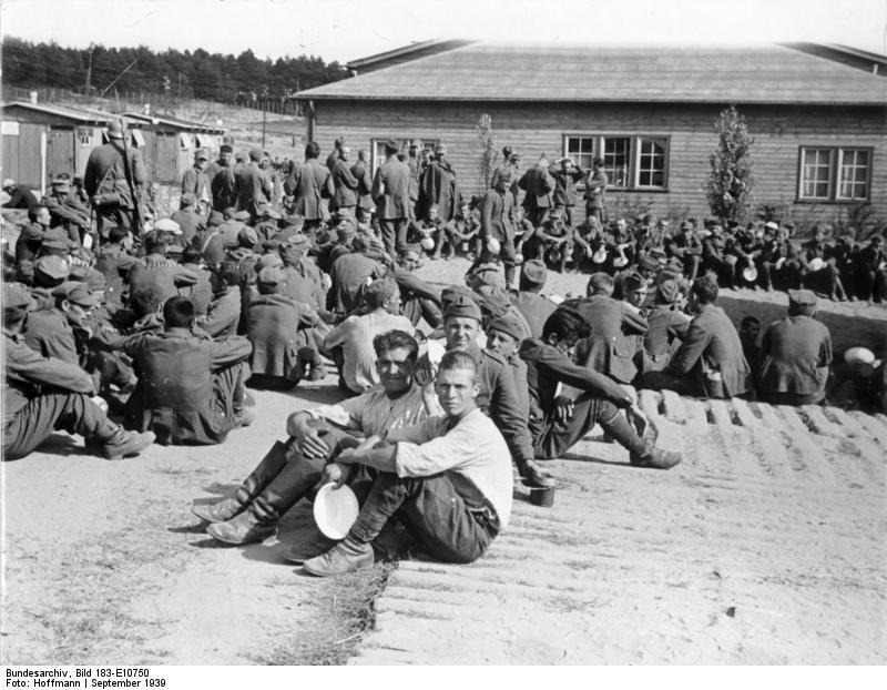 Polscy jeńcy wojenni