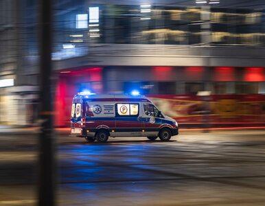 Dramatyczny wypadek na Pomorzu. 5-letnie dziecko wpadło pod samojezdną...